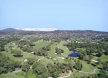 Initiation au golf avec cours sur le parcours