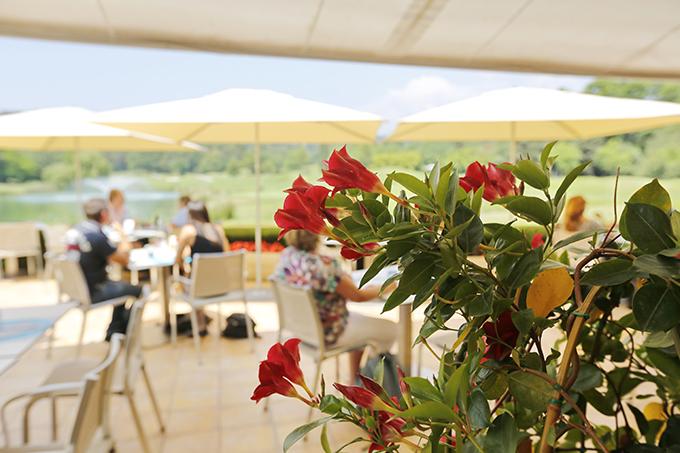 Restaurant avec superbe cadre golfique sur la Côte d'azur