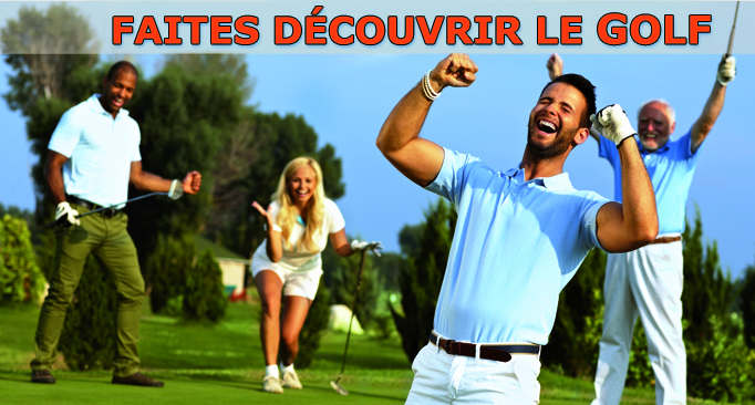 Initiations gratuites au Golf d'Opio Valbonne