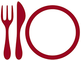 Restaurant possédant une Assiette au Guide Michelin