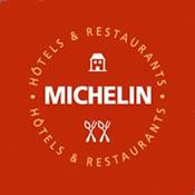 Restaurant possédant deux fourchettes au Guide Michelin