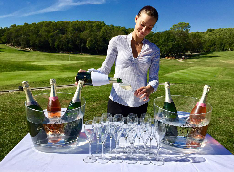 Séminaires golf Entreprises