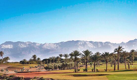 Séjour à Marrakeck - Golf d'Assoufid