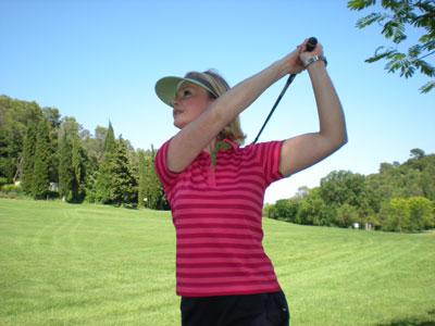 stage golf compétition